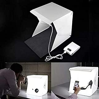 LED Light Room Photo Studio Photography Lighting Tent Backdrop Mini Box