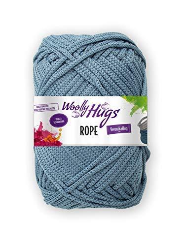Woolly Hugs Rope Taschengarn (55 Jeans)