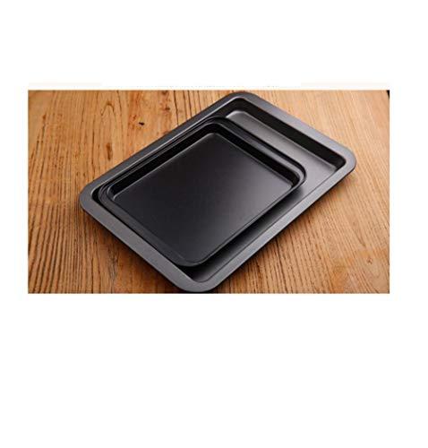 Plateau à gâteaux plat accessoires de cuisine ménage four anti-adhésif nougat flocon de neige biscuit gâteau moule de cuisson bord curling design ne fait pas mal à la main grande