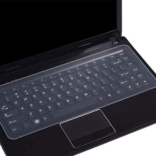 Universal Keyboard Cover Skin for 15 16 Laptop Notebook Without Numeric Keypad Keyboard Ultra product image