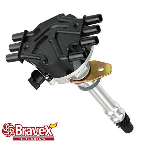 Complete Ignition Distributor fits Chevrolet Blazer/Astro/Express 1500/2500 Van/C1500 Pickup/Silverado/GMC Jimmy/Safari/Savana 1500/2500/Sierra 1500/Oldsmobile Bravada/Isuzu Hombre 1996-07 V6