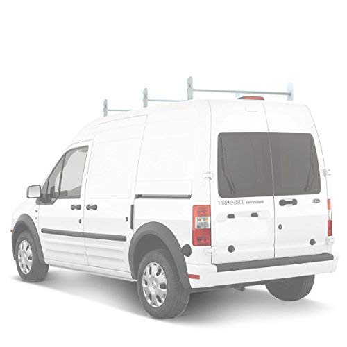 AA-Racks Model DX36 Compatible Transit Connect 2008-13 Steel 3 Bar Utility...