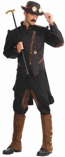 Forum Novelties - CS966149 - Costume gentleman steampunk - taille unique