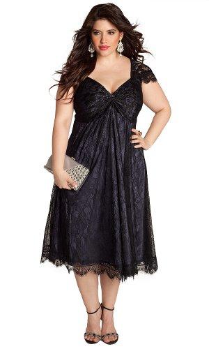 Shoprosetosale Igigi By Yuliya Raquel Plus Size Rachelle Lace Dress