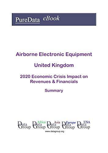 Airborne Electronic Equipment United Kingdom Summary: 2020 Economic Crisis Impact on Revenues & Financials (English Edition)
