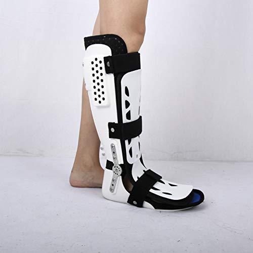 LXT PANDA Knöchelorthese Fixationsschuh, Plantarfaszitis Nachtschiene Fersen- und Fußschmerzen bei Plantarfaszitis Fußtropfen-Korrekturmittel Lindern Sie Schmerzen bei Knöcheln mit verstauchten