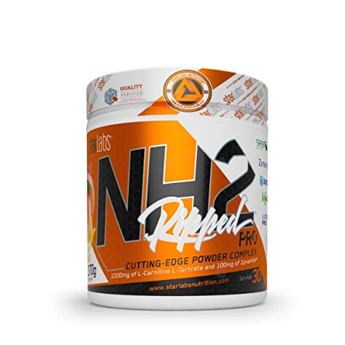 StarLabs NH2 Ripped Pro - 270 gr Lollypop