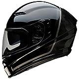 Z1R Casco de Moto Integral Homologado con Pantalla Transpare