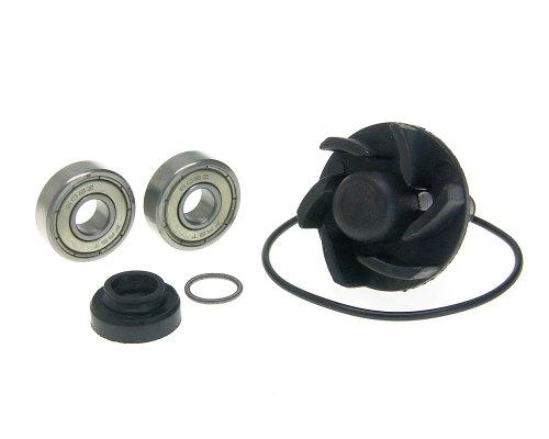 2EXTREME Wasserpumpe Reparaturkit kompatibel für SACHS Speedjet RS, YAMAHA Aerox, Jog RR, APRILIA Sonic, 50cc ROLLER