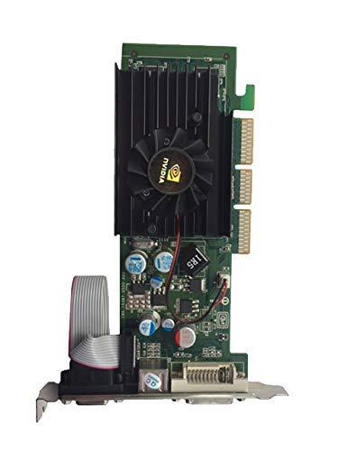 New GeForce 6200 512MB AGP Video Card