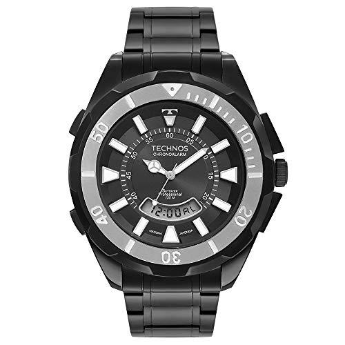 Relógio Technos Masculino Skydiver T205jn/4p