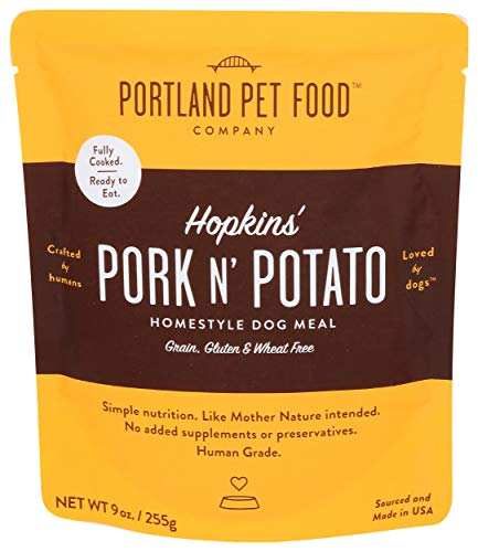Portland Pet Food Company, Dog Meal Homestyle...