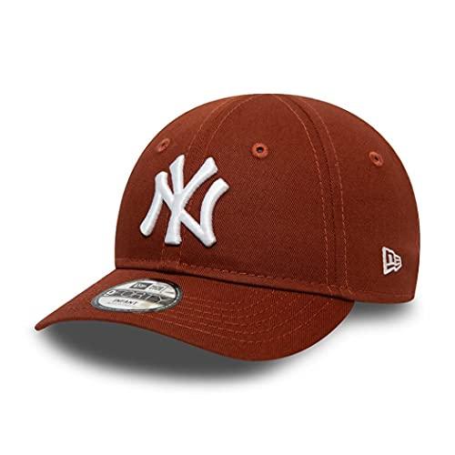 New Era New York Yankees Cap MLB Kinder Baby Kappe verstellbar Baseball Cap braun - Infant