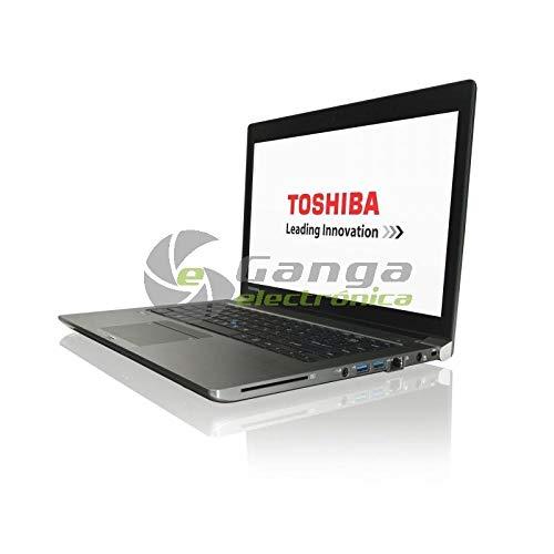 Toshiba PORTÁTIL TECRA A40-D-1KF I3-7100U 2.4GHZ 8GB 256GB SSD 14'/35.6CM HD WiFi AC+AGN BT NO ODD FREEDOS Gris Acero