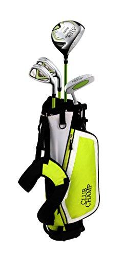 Club Champ Junior DTP (Designed to Play) Golf Set for 46