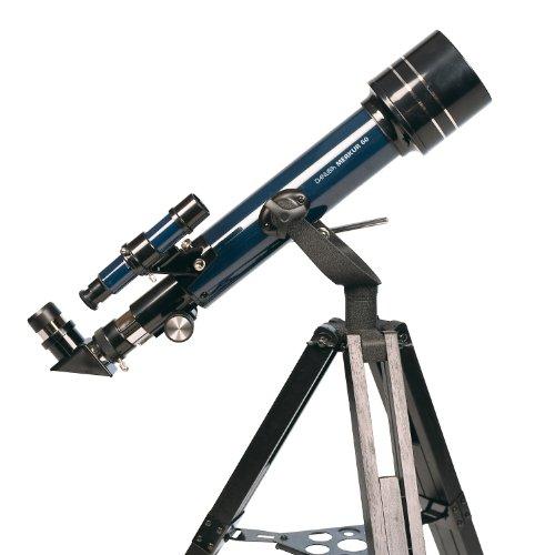 Dörr Danubia Merkur 60A Kompaktes Refraktorteleskop (60mm Öffnung)