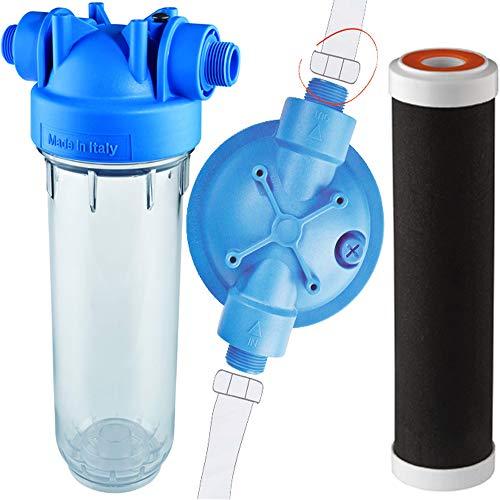 MP-PCA Untertisch Wasserfilter 1/2