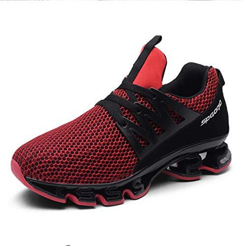 Dilnot Zapatillas de Deporte Correr Gimnasio Sneakers Zapatillas de Tenis Hombre