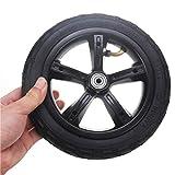 Haoweiwei HWW-Wheels, 1pc 8 Pulgadas de inflado de Ruedas for E-twow Tubo S2 Vespa M6 neumático...