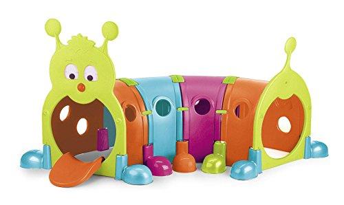 FEBER Famosa 800009596 Febergus  - Outdoor-Spieltunnel für Kinder von 3 bis 8 Jahren
