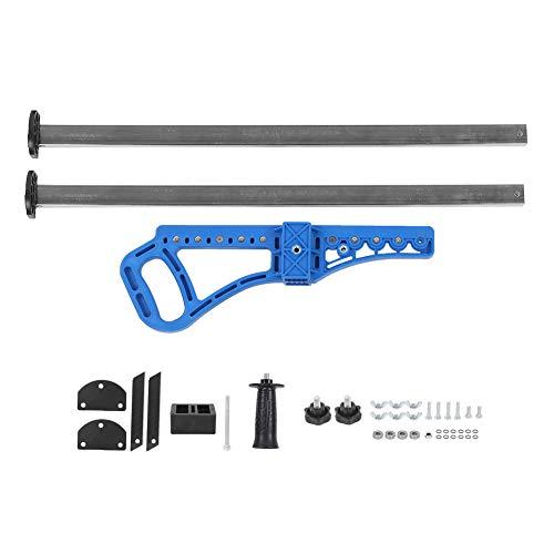 Gipskartonschneider, Gipskartonschneider Blau Edelstahl 14-Lager Doppelgriff-Schneidwerkzeug 20-600mm
