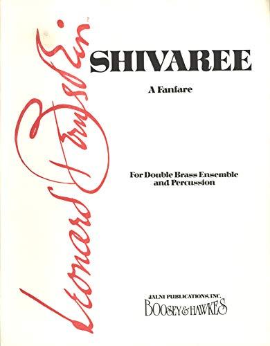 Shivaree Dbl Brs Ens/Perc