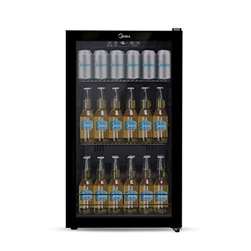 Cervejeira, Flex, 96L, Preto, 110v, Midea