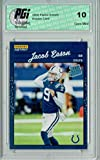 Jacob Eason 2020 Panini Instant #36 Retro Rated Rookie Card 1/2044 PGI 10. rookie card picture