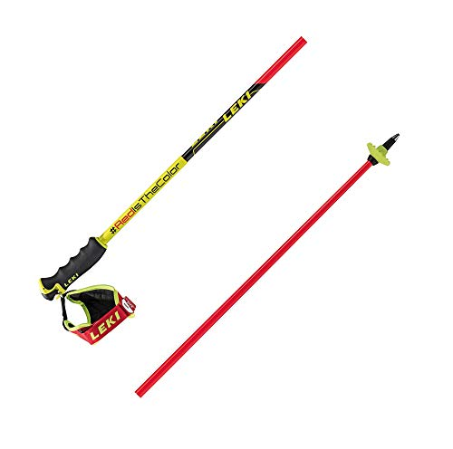 LEKI Sports Bâtons de Ski Adulte Mixte, Multicolore, 120