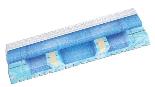 Preisvergleich Produktbild Schlaraffia Geltex 1000 Bultex Matratze 90x200 cm H3