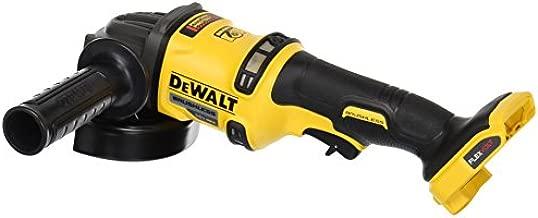 DEWALT FLEXVOLT 60V MAX Angle Grinder with Kickback Brake, Tool Only (DCG414B)