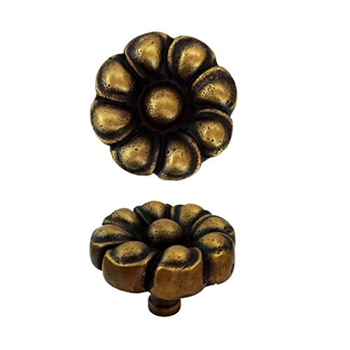 Jolyc Brass+つまみ取っ手+アンティークゴールド+N060020