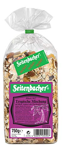 Seitenbacher Müsli Tropische-Mischung, 6er Pack (6x 750 g)