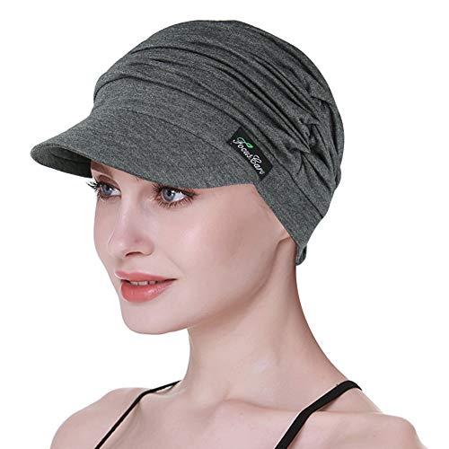 FocusCare Turbantes de Vacaciones para Mujeres Regalos de quimioterapia para Viajar con cáncer