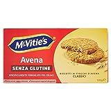 McVitie´s Avena Senza Glutine (1x150 gr) - Biscotti di avena senza glutine