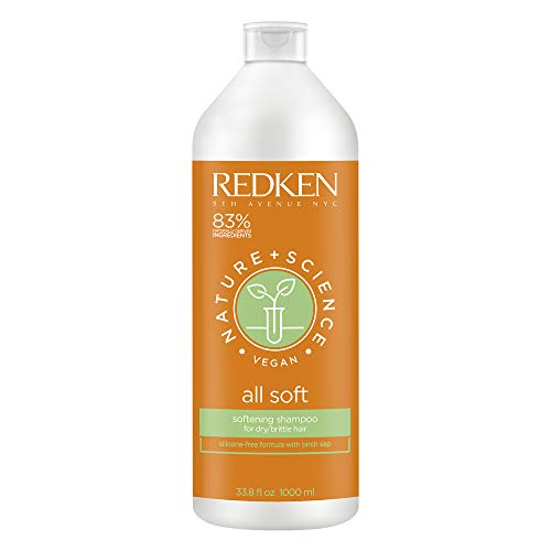 Redken Nature + Science All Soft Shampoo 1000 ml