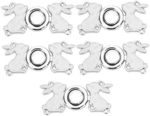 Decorative clasps for clothing