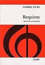 Gabriel faure : requiem opus 48 - satb et accompagnement: For Soprano & Baritone Soli, SATB & Orchestra