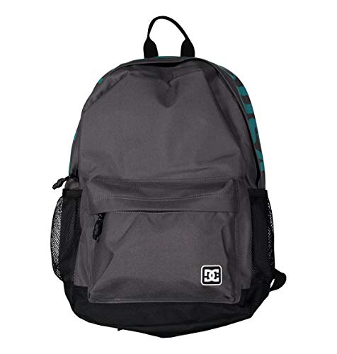 DC Shoes Backsider - Zaino Medio Da Uomo Zaino Medio, Uomo, dark shadow, 1SZ