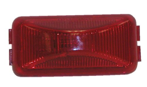 Peterson Manufacturing 150R Red 2.5' Side Marker Light