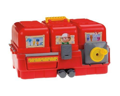 Mattel - T4824 - Manny et Ses Outils - Imitation - L'établi de Manny