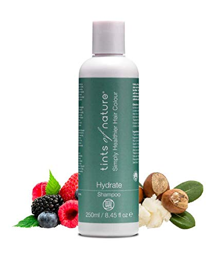 Tints of Nature Natural and Organic Hydrate Shampoo, Intensely Hydrating, Single