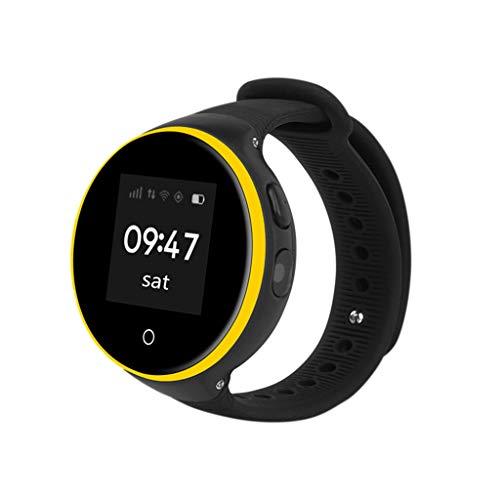 HHJEKLL Intelligentes Armband Smart Armband Farbdisplay IP67 wasserdicht Damenuhr Blutdruckmessgerät Menstruationszyklus Aktivitätsmonitor Sportband