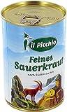 Il Picchio - Crauti Naturali - 850 Gr
