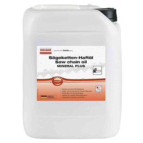 Dolmar 988002258 - Aceite lubricante para sierras mecánicas (5 L)