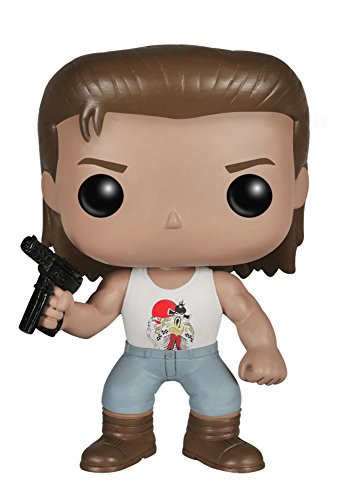 Funko POP Movies: Big Trouble in Little China-Jack Burton Action Figure,Multi-colored