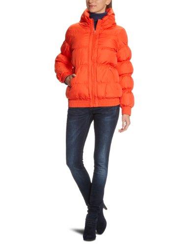 Ichi Damen Jacke, 104010, Gr. 42 (XL), Rot (600Grenadine)