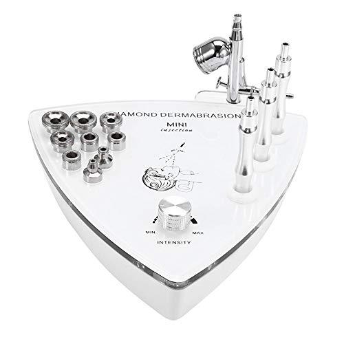 Diamante dermatológicamente brasion Micro Derm abrasión eléctrica Exfoliator piel verjüngung dispositivo, piel verjüngung falte Tratamiento schönheits eléctrica(EU)