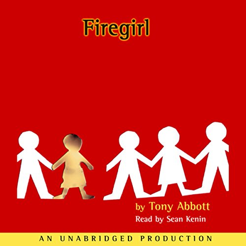 Firegirl audiobook cover art
