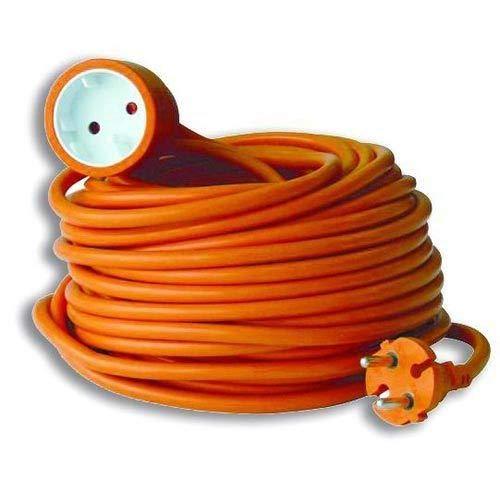 Bellson Cable ALARGADOR PROLONGADOR 2.500W 20 MTRS Naranja